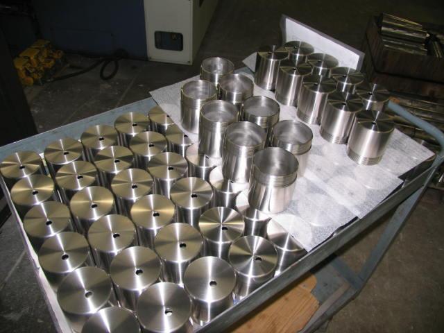 способы механической обработки металлов