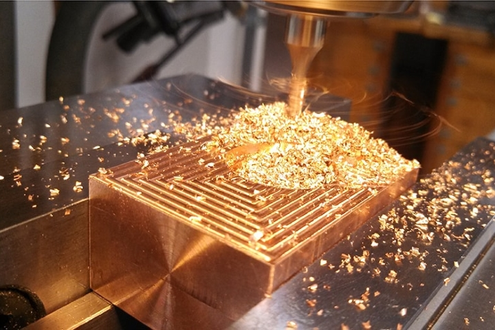 обработка металлических изделий