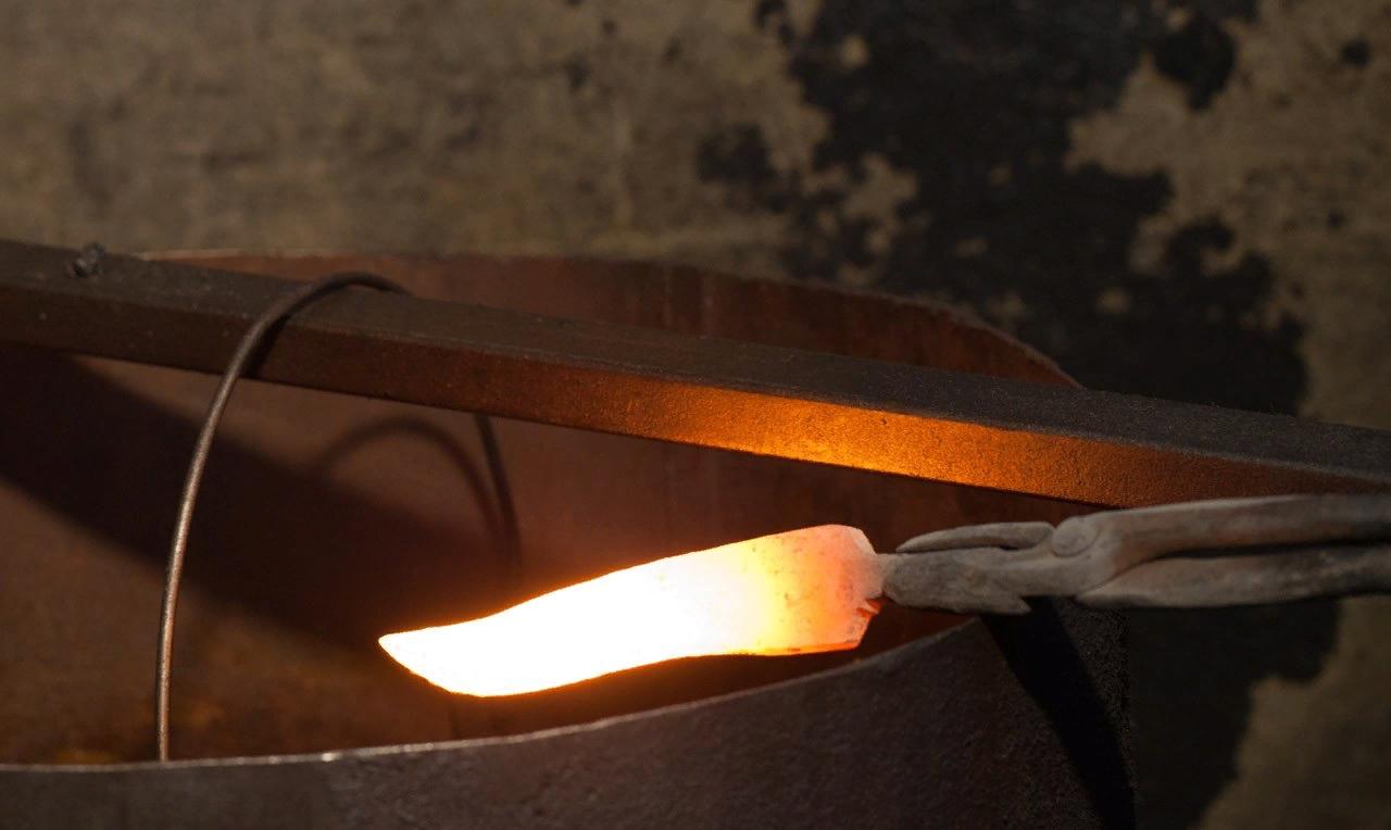 закалка металла своими руками
