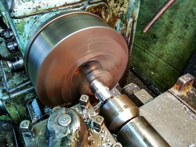 обработка металла это