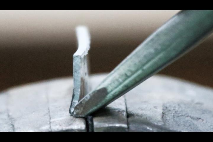 инструменты для рубки металла слесарное дело