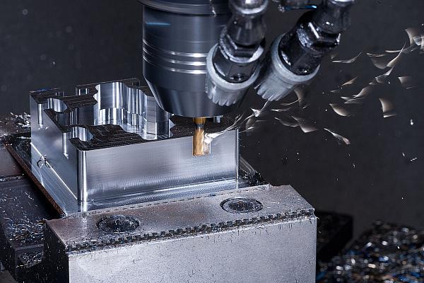 фрезерная обработка металла методы