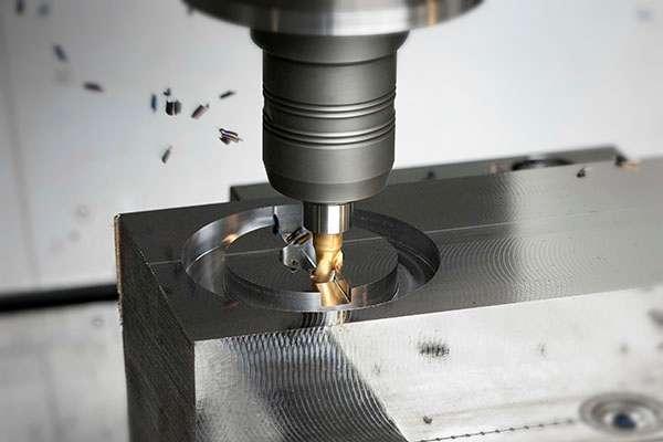 как делается фрезерная обработка металла