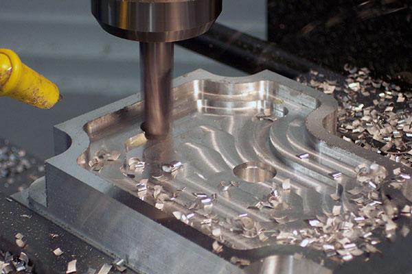 фрезерная обработка металла виды