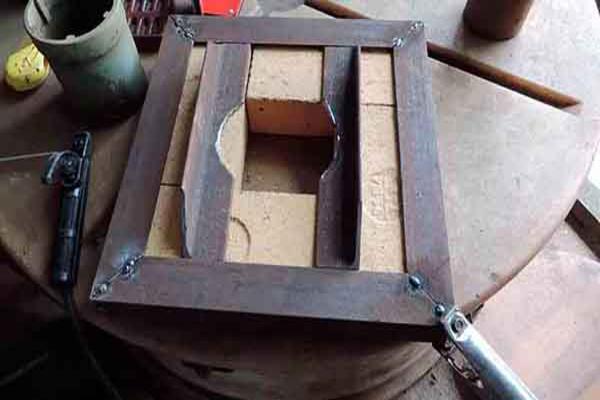 печь для закалки стали