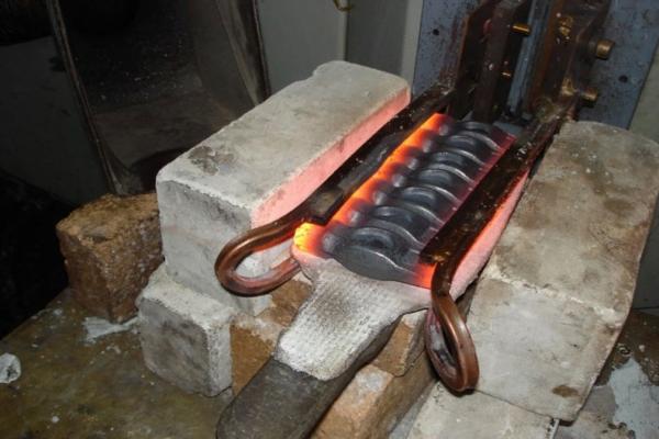 закаливание металлов