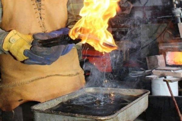 способы получения закаленной стали