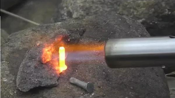 нагревание газом