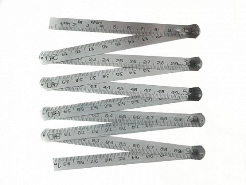 Складной метр